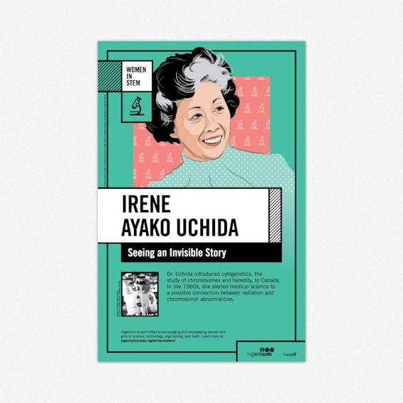 ninesixteen — Project — Women In STEM Posters
