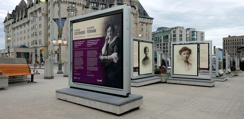 ninesixteen — Project — 'A Greater Sisterhood' Exhibit