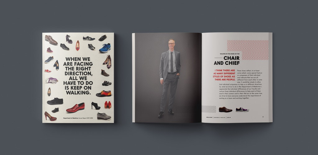 ninesixteen — Projects —Department of Medicine Annual Report