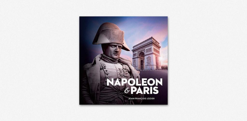 ninesixteen — Project — CMH 'Napoleon & Paris' Souvenir Catalogue