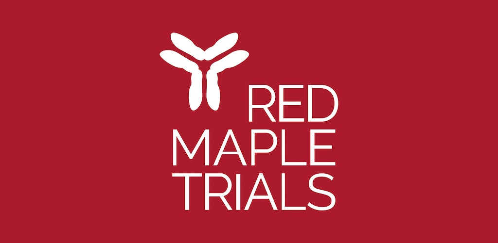 ninesixteen — Project — Red Maple Trials Brand Identity