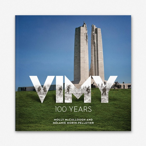 ninesixteen — Project — CMH 'Vimy: 100 Years' Souvenir Catalogue