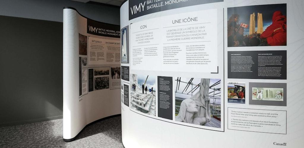 ninesixteen — Project — Vimy: Battle. Memorial. Icon.